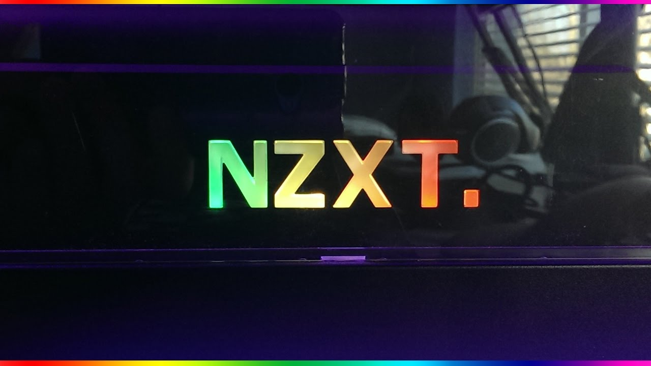 How To RGB Your NZXT H440 Logo!.