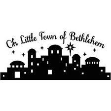 Little town of bethlehem clipart 3 » Clipart Portal.