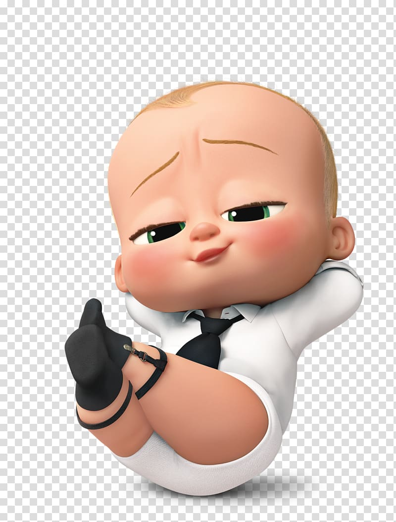 Boss Baby illustration d, Child Infant YouTube Diaper Film.