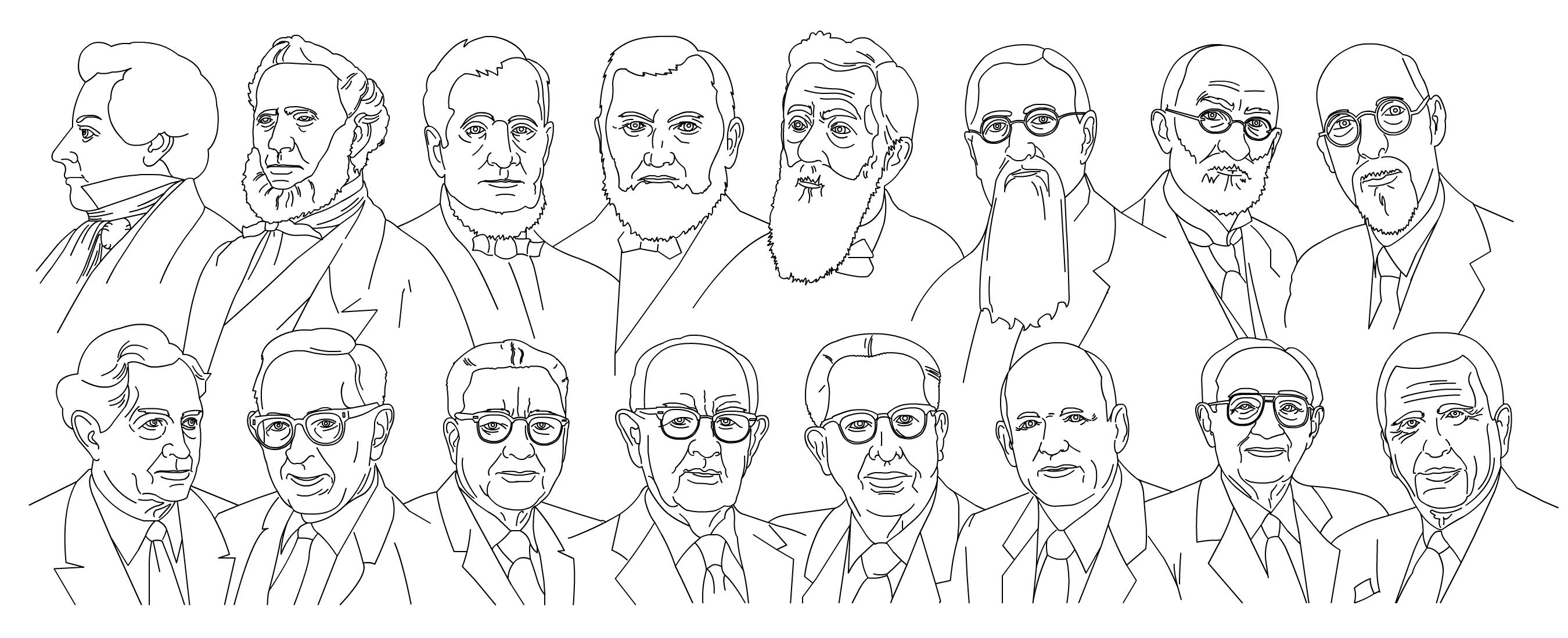 book of mormon prophets clipart #6