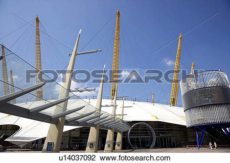 Stock Photo of England, London, Greenwich, Exterior view of the.