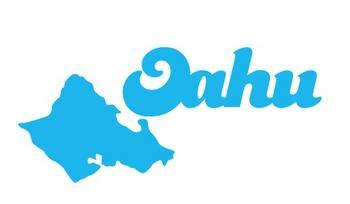 Oahu Clipart.