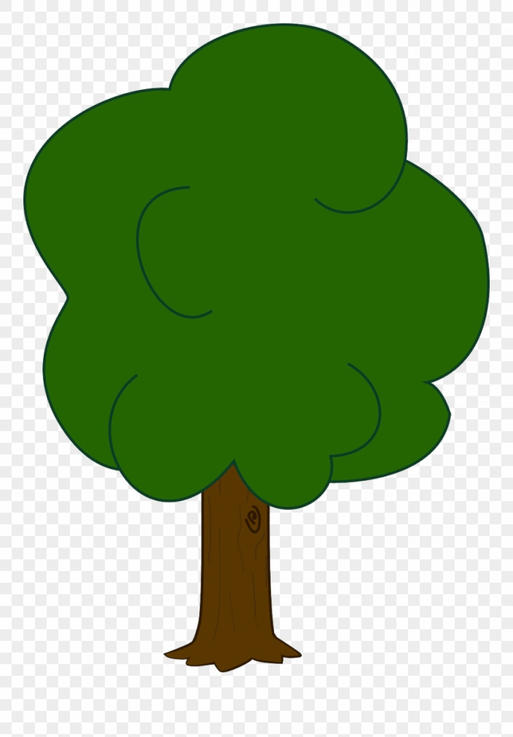 Ixmvector Oak Tree Clip Art Png Download.