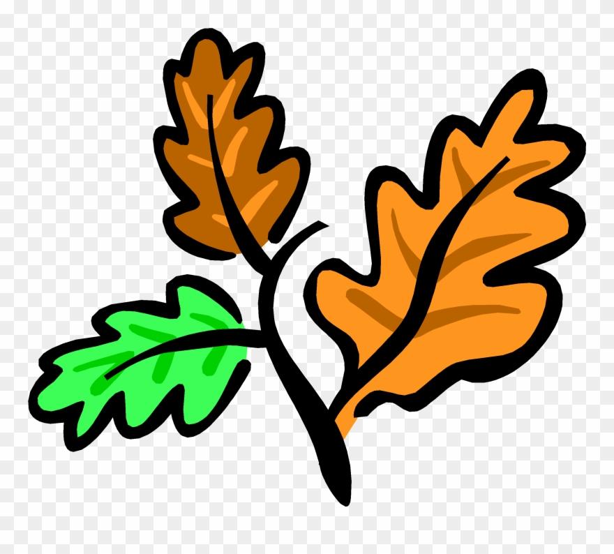 Download Oak Tree Leaves Clip Art Clipart Leaf Clip.