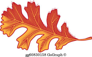 Oak Leaf Clip Art.