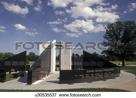 Picture of Springfield, IL, Illinois, The Illinois Vietnam.