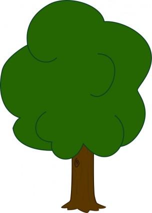Oak Tree Vector Free Download.