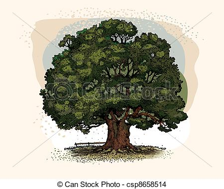 Oak tree Clip Art and Stock Illustrations. 15,072 Oak tree EPS.