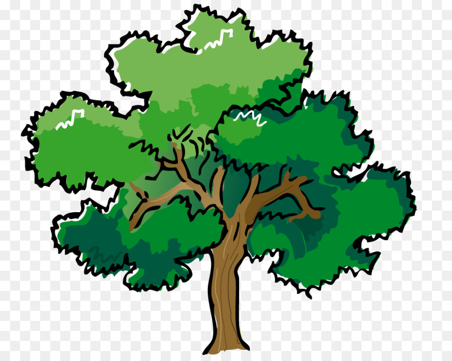 Oak Tree Leaf clipart.