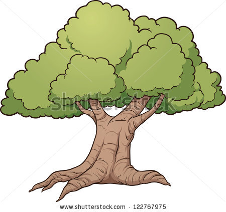 Oak tree vector clip art free free vector download (212,859 Free.