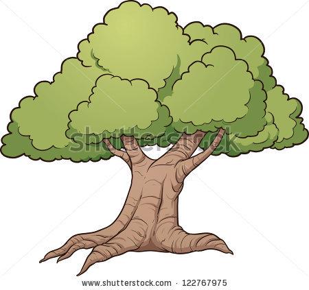 Oak tree vector clip art free free vector download (212,859 Free.