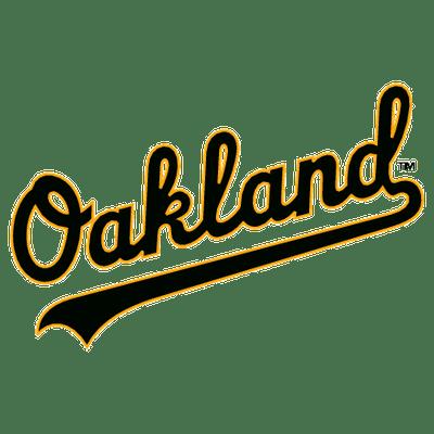 Oakland Athletics Logo transparent PNG.