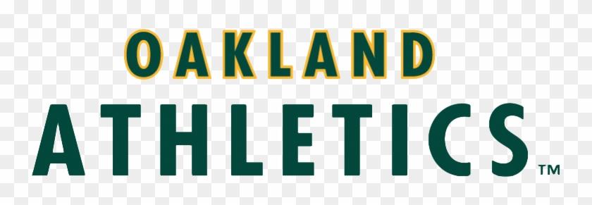 Oakland Athletics Logo Font.