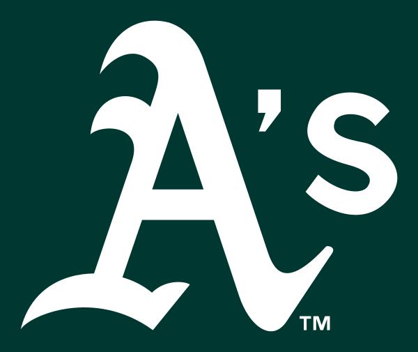 Oakland Athletics Logo Png Vector, Clipart, PSD.