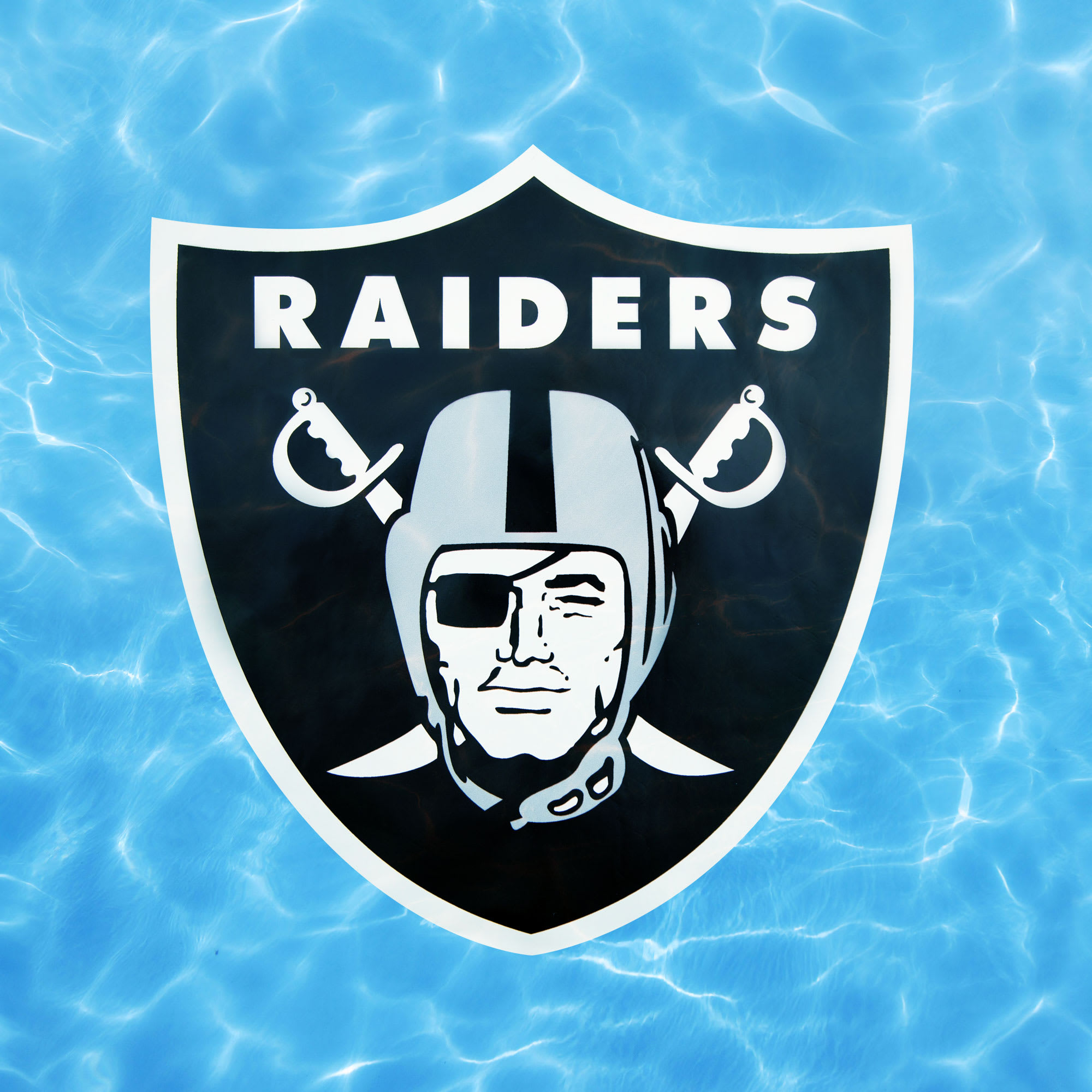 Oakland Raiders: Logo.