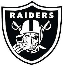 Image result for Oakland Raiders Football Clip Art.