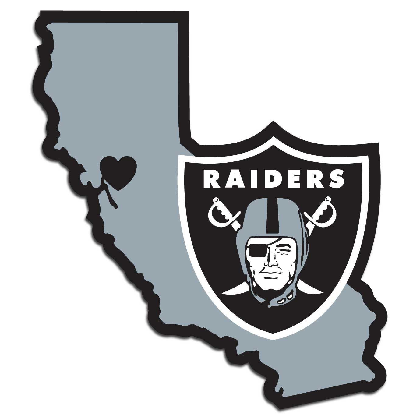 Oakland raiders clipart 4 » Clipart Station.