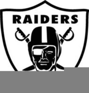 Free Oakland Raider Clipart.