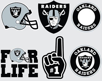 Oakland raiders clipart 3 » Clipart Station.