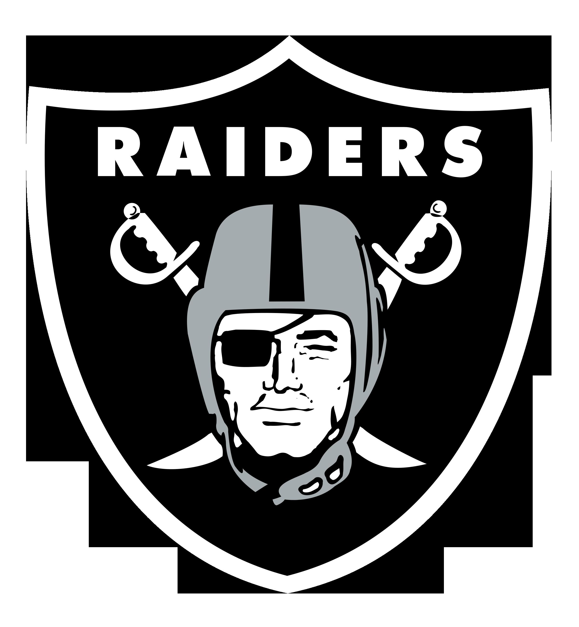 Oakland Raiders Logo PNG Transparent & SVG Vector.