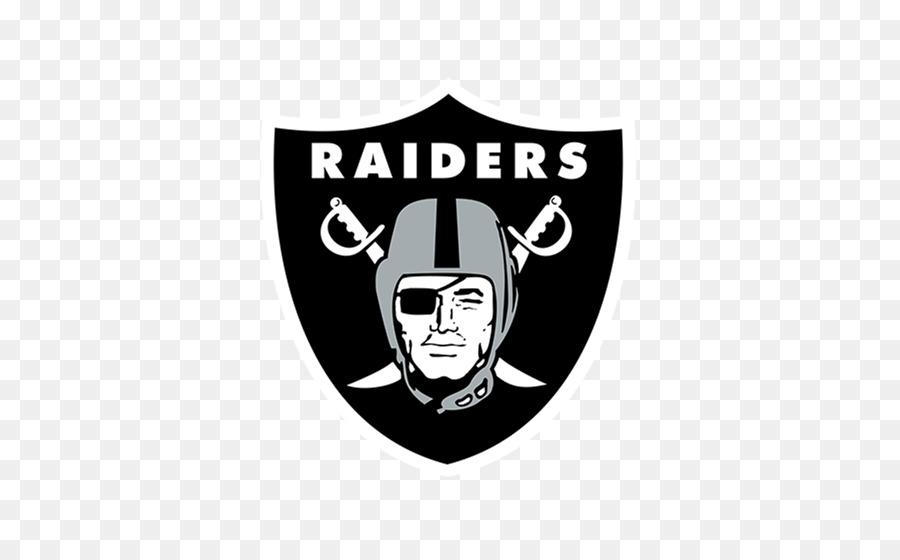 Oakland Raiders Black png download.