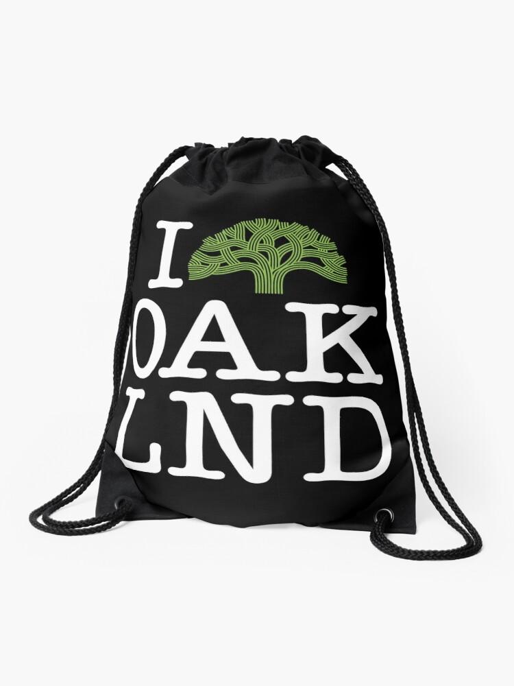 I Love Oakland (Tree Logo).