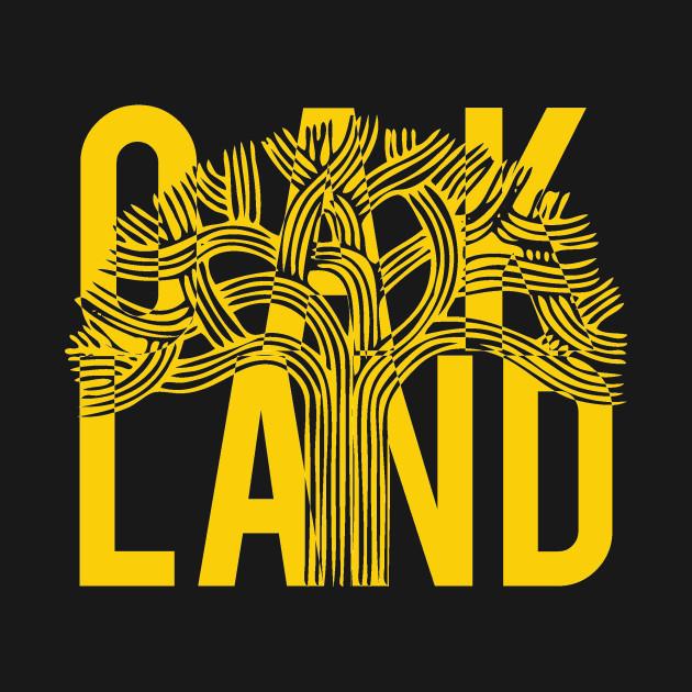 Oakland Tree.