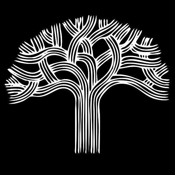 city of oakland tree logo.