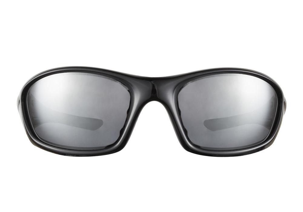 Oakley Straight Jacket Black Sunglasses.