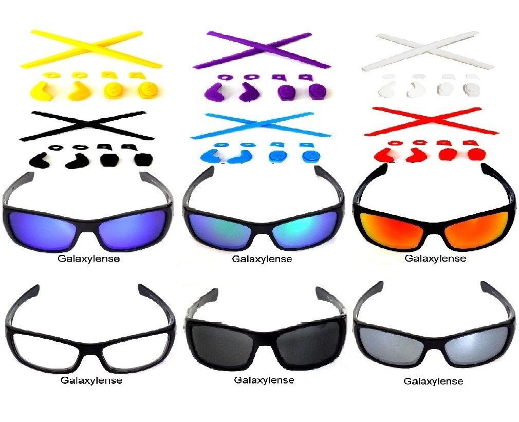Details about Galaxy Replacement Lenses For Oakley Juliet Sunglasses  Multi.