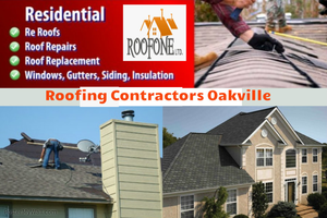 Roofing Contractors Oakville.