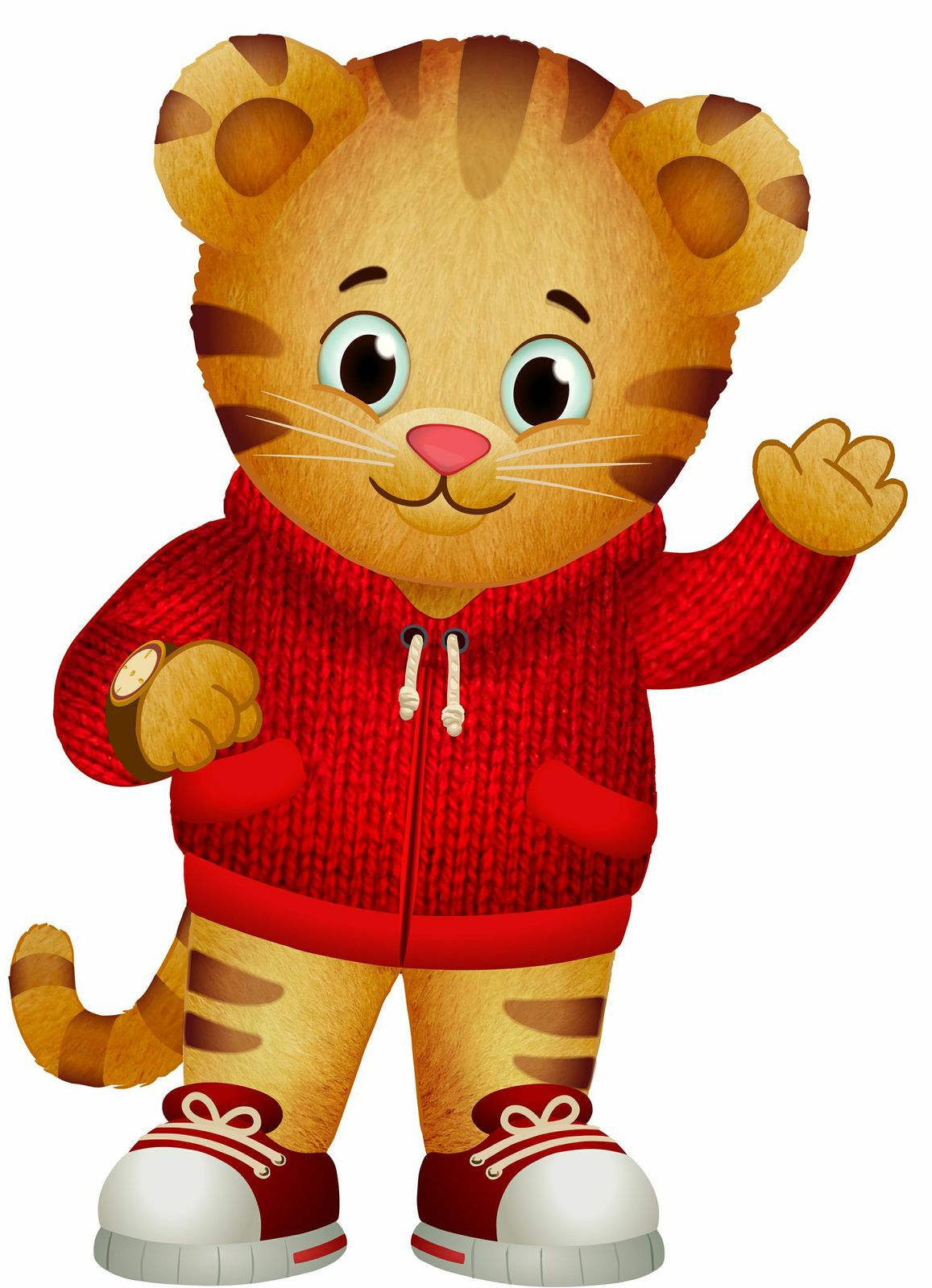 Daniel Tiger Trolley Clipart.