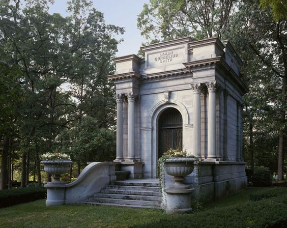 Cornelius Smith Mausoleum.