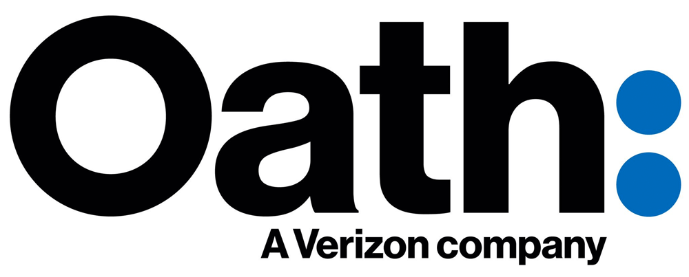 Brand New: New Name and Logo for Oath.