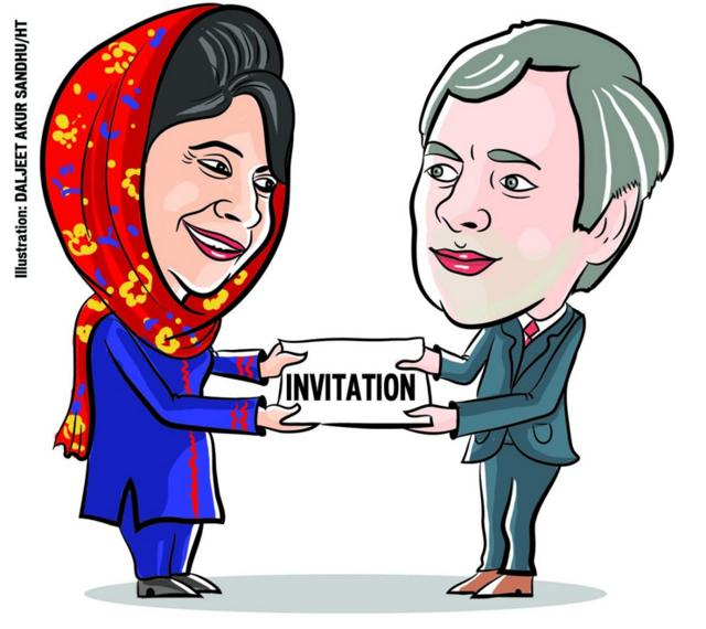 Regional buzz: From Mehbooba's guest list to the Punjab poll menu.