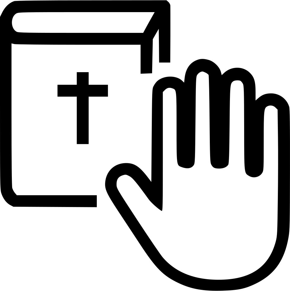 Oath Svg Png Icon Free Download (#558918).