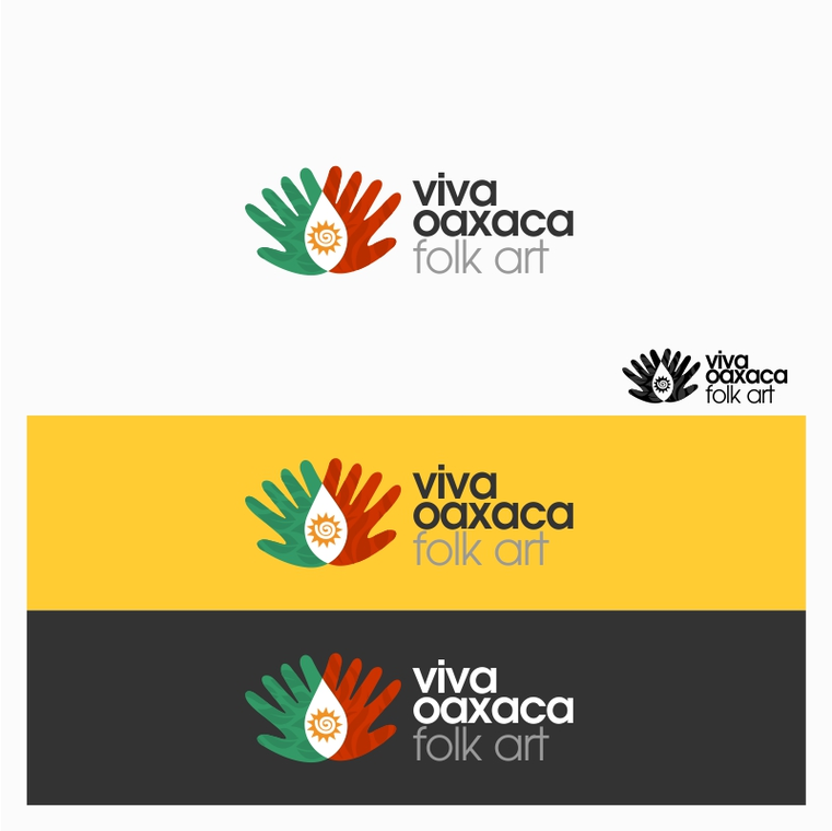Logo Design Needed For Mexican Handcrafts Website Viva Oaxaca.