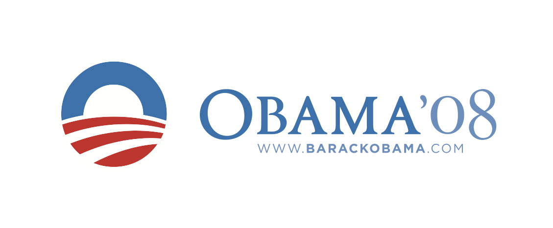 Obama \'08 Campaign Branding.