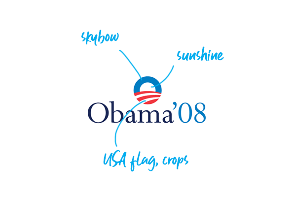 Top Political Logos Explained — ebaqdesign.