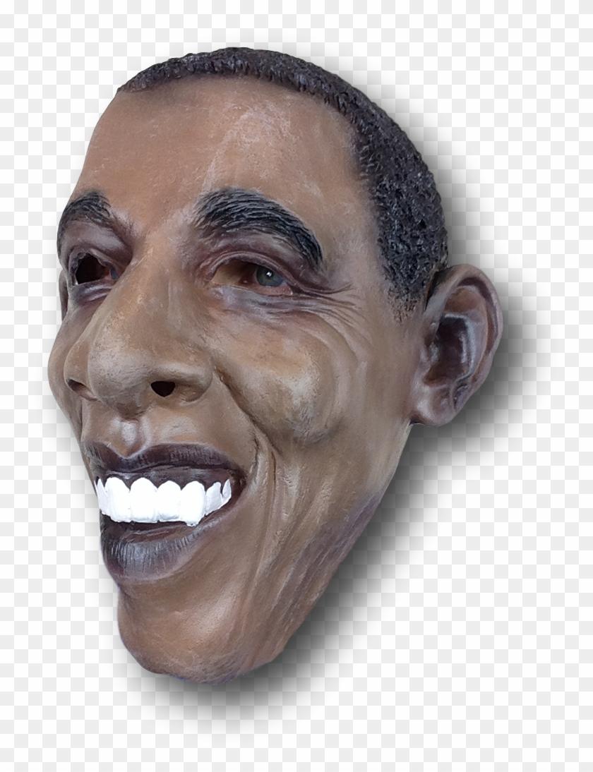Obama Mask Png.