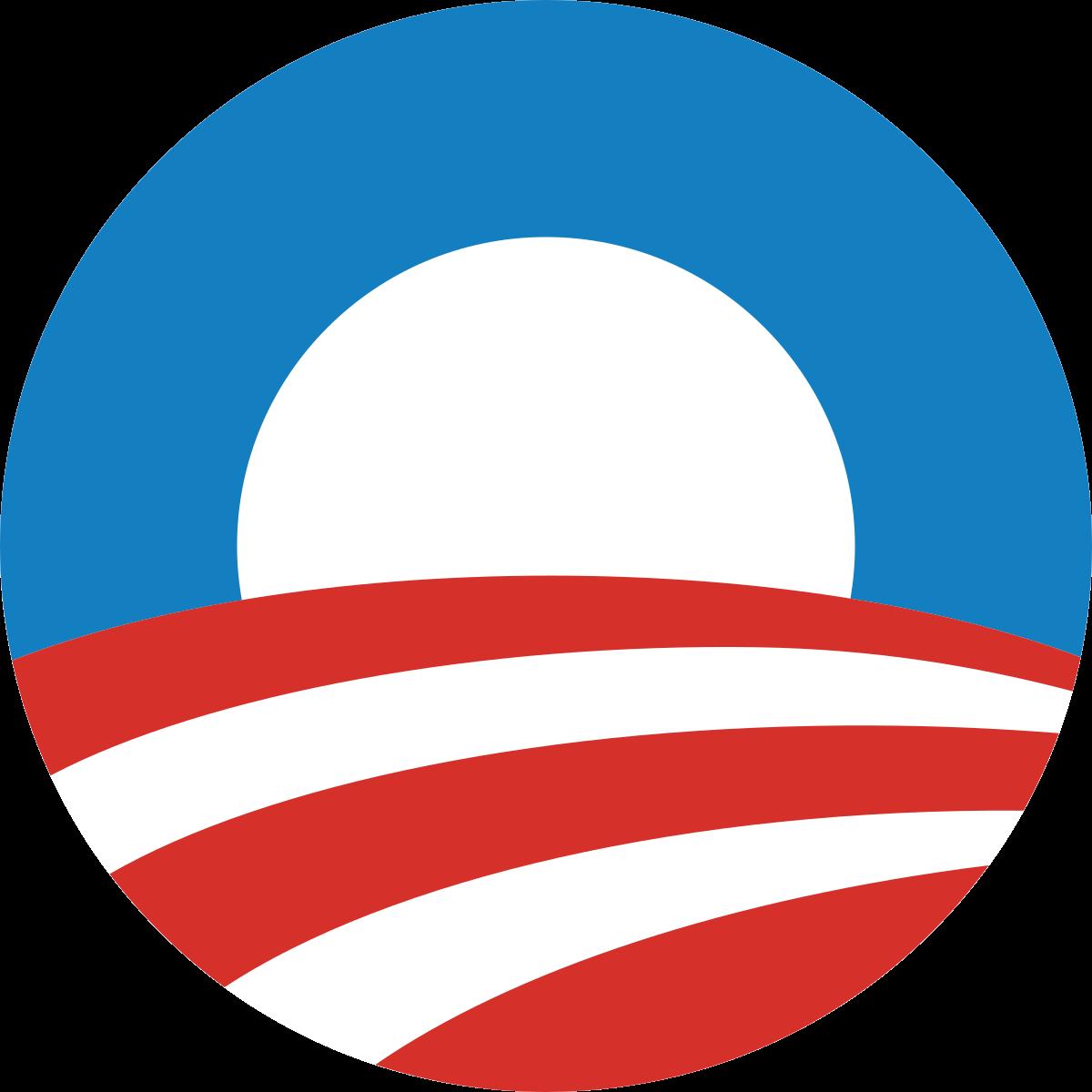 Obama logo.