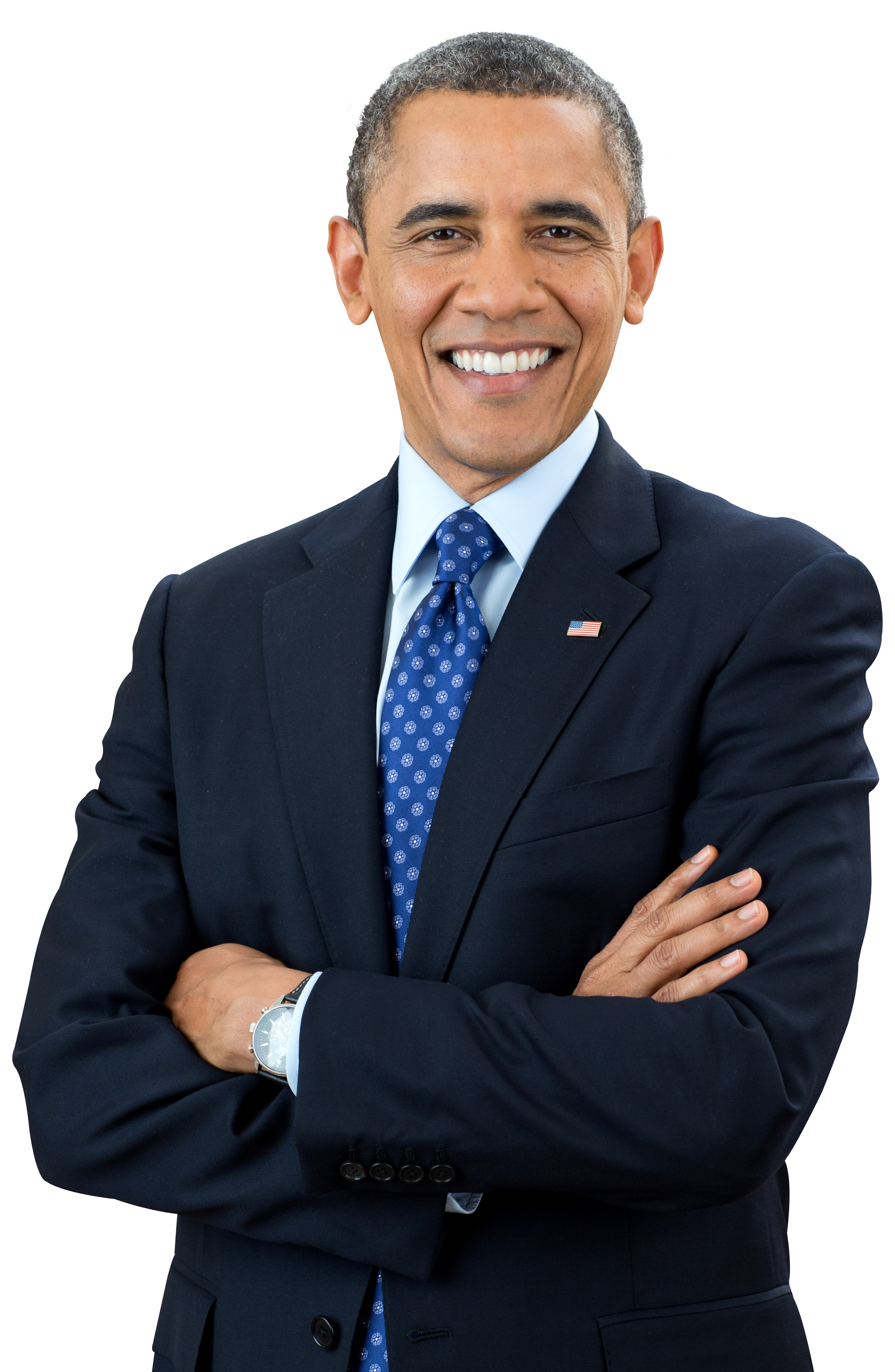 Barack Obama PNG images free download.