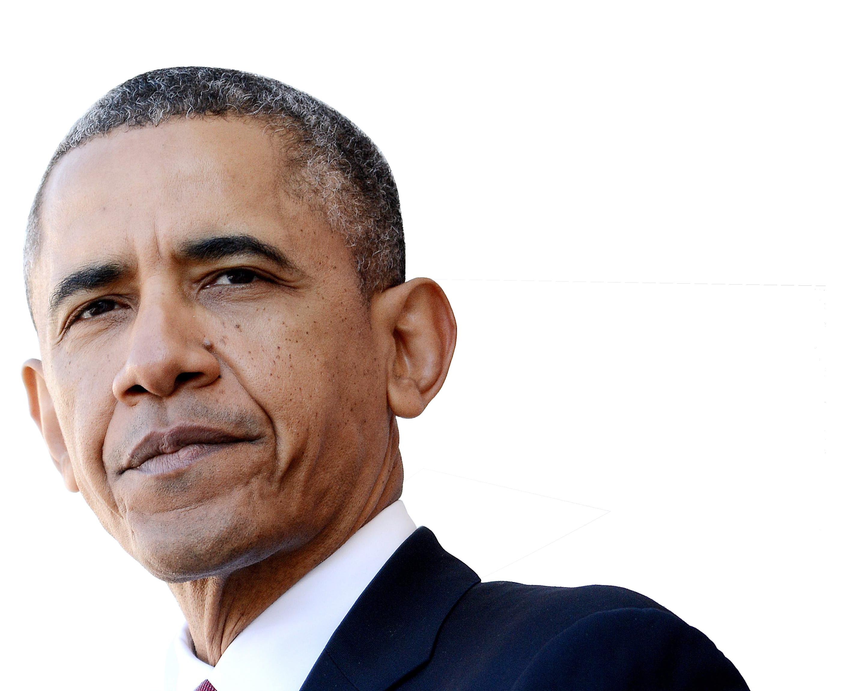 Barack Obama PNG images free download.