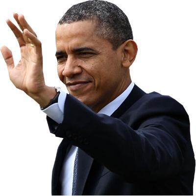 Barack Obama PNG Transparent Images.