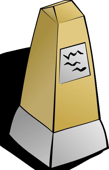 Obelisk clipart #12