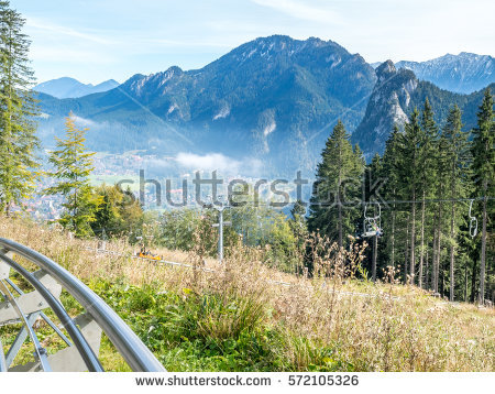 Oberammergau Stock Images, Royalty.