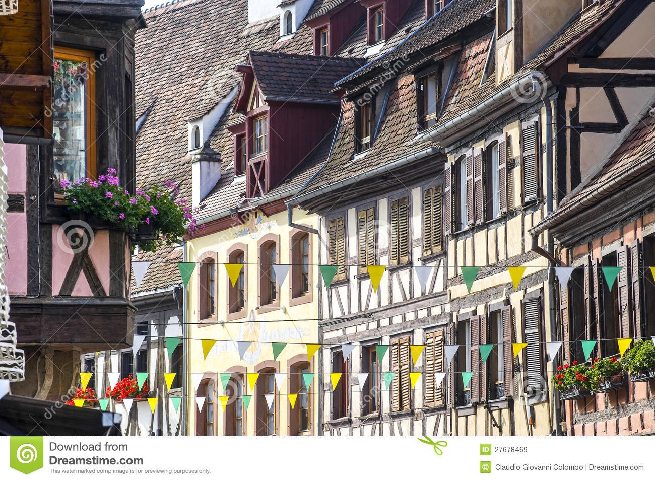 Obernai (Alsace).