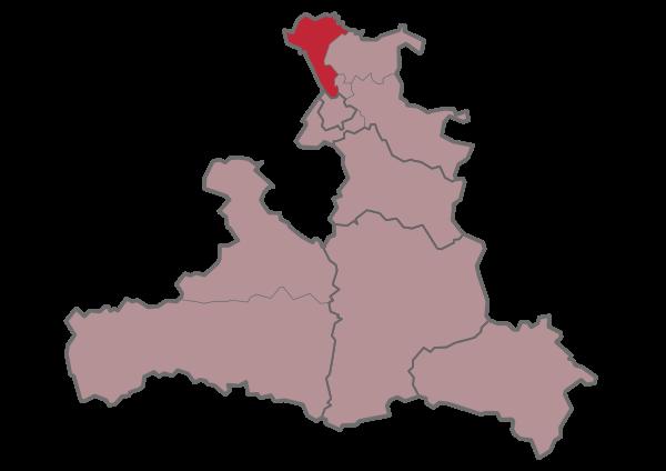 Gerichtsbezirk Oberndorf.