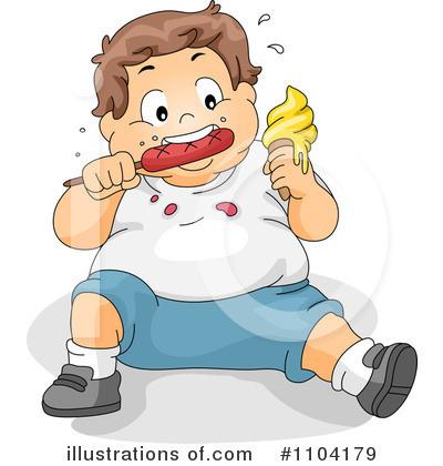 Obesity Clipart.