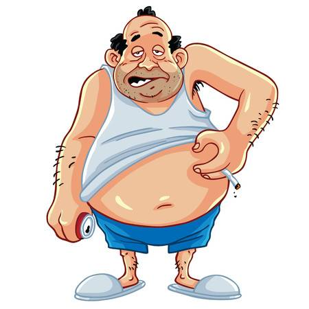 39,781 Fat People Stock Vector Illustration And Royalty Free.